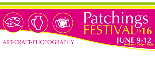 Patchings Art Festival 2016